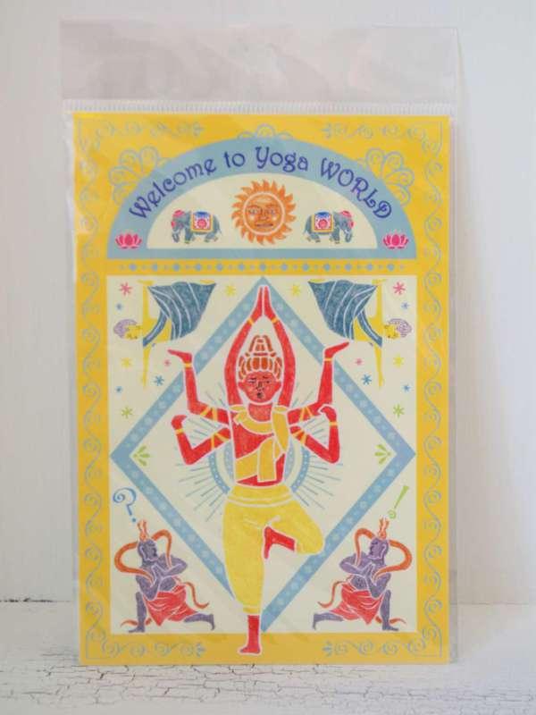 ポストカード 仏像