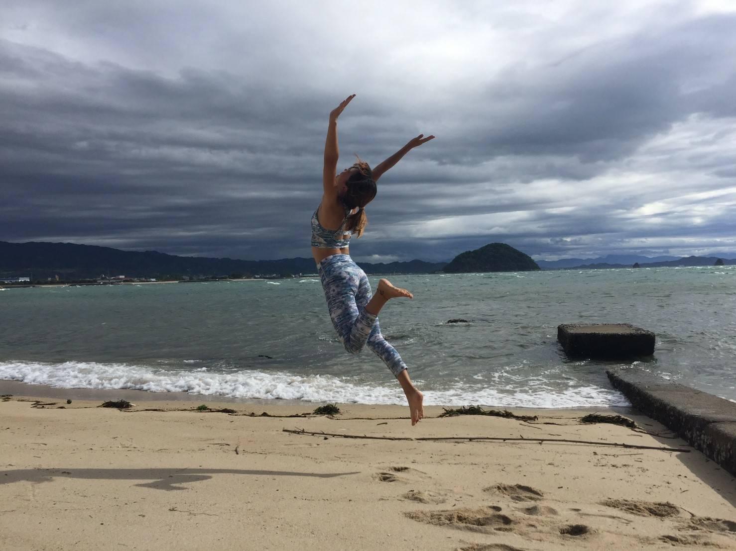 ayakaビーチ写真